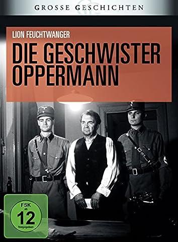 Die Wartesaal Trilogie- Lion Feuchtwanger: Erfolg / Die Geschwister Oppermann / Exil (Große Geschichten 77) [7 DVDs]