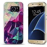 Coque Samsung Galaxy S7 edge, Fubaoda 3D Gaufrer Fantaisie Modèle Étui TPU silicone élégant et sobre pour Samsung Galaxy S7 edge