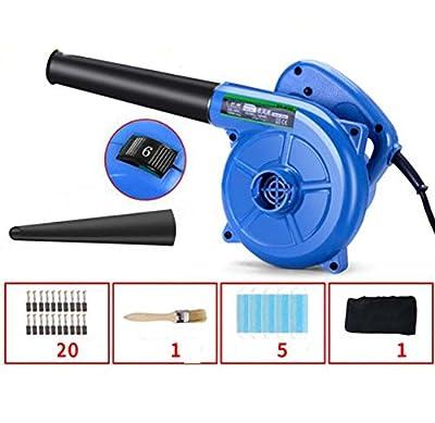 D&F Air Leaf Dust Blower Inflator Elettrico 600W-900W Grande Volume DRIER , B