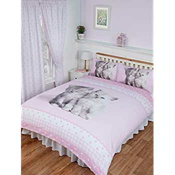 double bed misty mac rachael hale duvet quilt cover. Black Bedroom Furniture Sets. Home Design Ideas