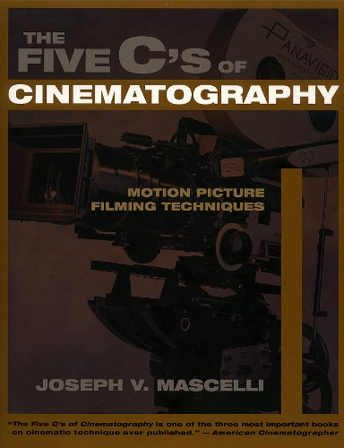 The Five C's of Cinematography: Motion Picture Filming Techniques (English Edition) por Joseph V. Mascelli