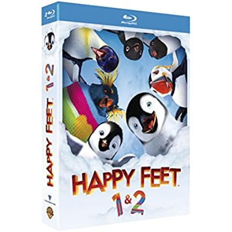 Happy Feet + Happy Feet 2