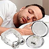 #10: Modulyss Portable Anti Snore Nose Clip Nose Breathing Apparatus stop snoring devices anti snoring nose clip night sleeping