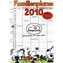 sheepworld Familienplaner 2010