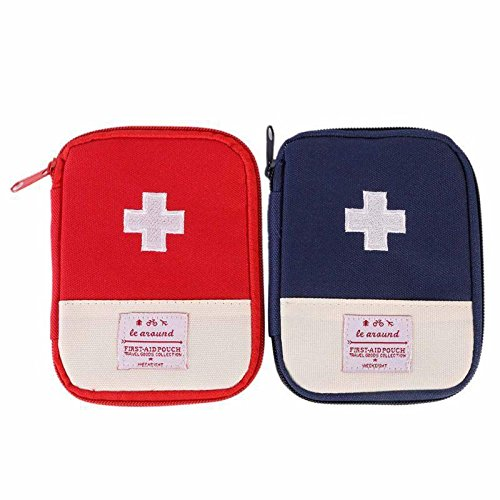 Magnas™ - Multi-function Medical Kit Medication Storage Boxes First Aid Kit Pouch Travel Medical Pouch