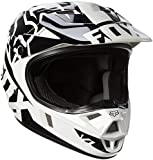 Fox Kinder Helm V1 Race, Black, M, 15227-001