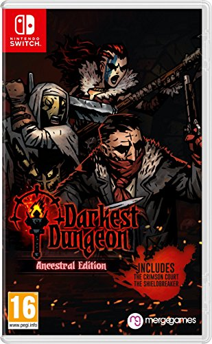 Darkest Dungeon - Ancestral Edition (precio: 34,99€)