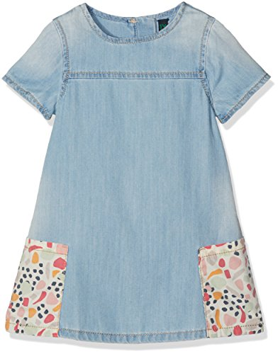 united-colors-of-benetton-girls-dress-blue-7-8-years-manufacturer-sizemedium