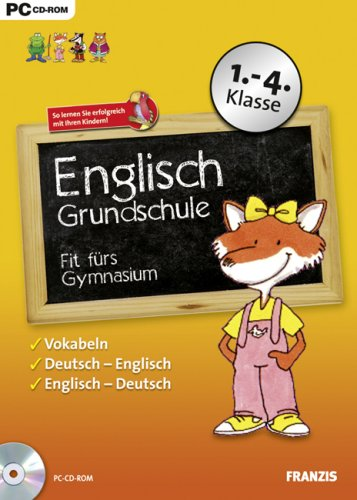 Englisch Grundschule 1.- 4. Klasse