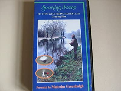 Fly Tying & Fly Fishing Master Class: Grayling Flies (Sporting Scene) from Sporting Scene
