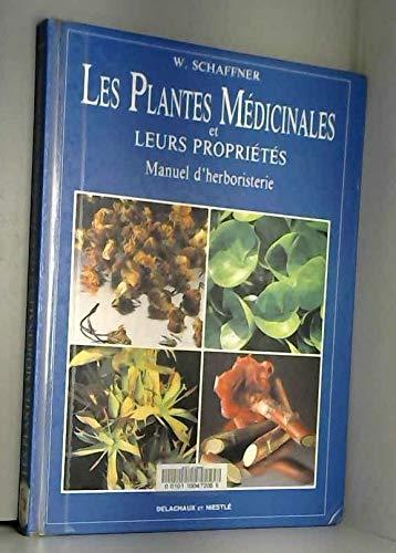 PLANTES MEDICINALES & LEURS PROPRIETES