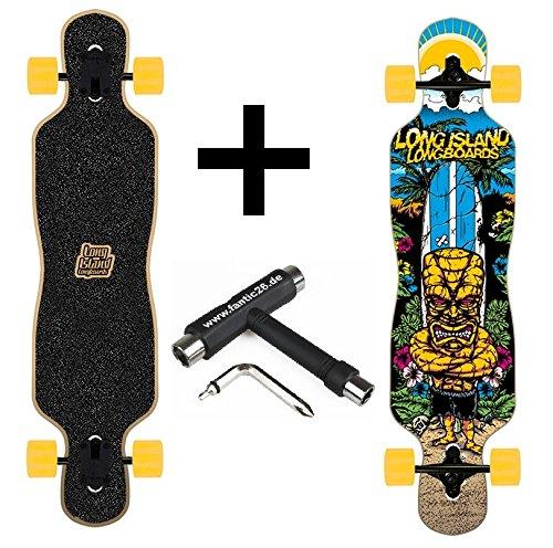 Long Island Longboard Bear Grizzley Achsen (Hawaii + Fantic26 Skatetool)