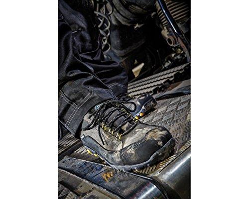 Dickies FC9513 GYB 10 Faxon Chaussures de sécurité S3 Taille 44 Gris/Noir Gris/noir