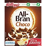 All-Bran Choco - Cereales con chocolate - 375 g - [pack de 7]