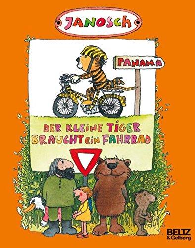 Preisvergleich Produktbild Der kleine Tiger braucht ein Fahrrad: Die Geschichte, wie der kleine Tiger Rad fahren lernte (MINIMAX)
