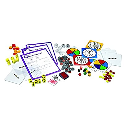 SG Education LER 0226 Deluxe Probability Kit by SG Education