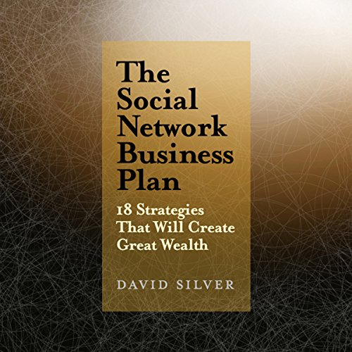 The Social Network Business Plan  Audiolibri