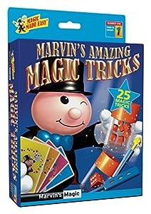 Simm Spielwaren GmbH - Simm Juguetes 54060 - increíbles Trucos de Magia, Juegos y Rompecabezas de Marvin