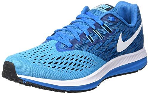 Fury Blue Air Zoom Black Laufschuhe 4 Winflo White Orbit Nike Blau Blue Herren p0Hwq47x7