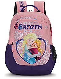 169f4afe1a01 Skybags Sb Frozen Champ 18.0063 Ltrs Pink School Backpack (SBFRC02PNK)