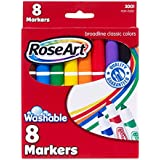 RoseArt lavable Classic broadline marcadores, 10-Count, embalaje puede variar (dbn69)