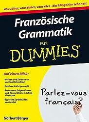 Franzosische Grammatik Fur Dummies (F??r Dummies) by Norbert Berger (2013-04-10)