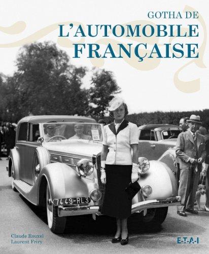 Le Gotha de l'automobile franaise