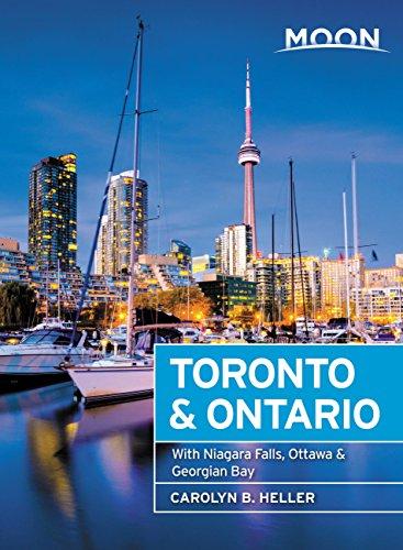 Moon Toronto & Ontario: With Niagara Falls, Ottawa & Georgian Bay (Travel Guide) (English Edition)