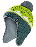 Vaude Kinder Knitted Cap IV Accessories, Eucalyptus, M
