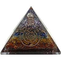 Reikiera Multistone Orgon Pyramide Generator Reiki Heilung Crystal Chakra Balancing Therapie preisvergleich bei billige-tabletten.eu