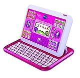 VTech Ordenador educativo Genio Little App para niños, color rosa, versión española (3480-155557)