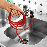 ZUNTO abflussfrei Haken Selbstklebend Bad und Küche Handtuchhalter Kleiderhaken Ohne Bohren 4 Stück