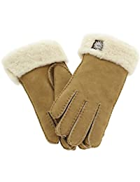 UGG Women's Gloves Beige beige Large