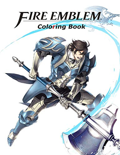 Fire Emblem Coloring Book