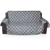 PETCUTE Lujo Fundas de Sofa Cubre Sofas Acolchado Silla Cubierta Silla Protector sofá Cubierta Muebles Protector