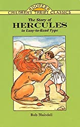 The Story of Hercules (Dover Children's Thrift Classics) by Bob Blaisdell (1997-07-02)