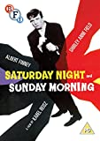 Saturday Night And Sunday Morning [DVD] [1960]
