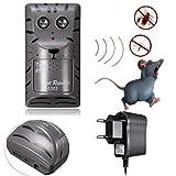 SAFETYON Schädlingsabwehr Ultraschall Gerät Elektronische Ultraschall Schädlingsbekämpfung Schädling Repeller Anti Ratte Mücke Maus