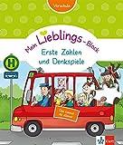Klett Mein Lieblings-Block Erste Zahlen und Denkspiele: Vorschule ab 5