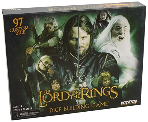 Lord of the Rings: Dice Building Game