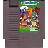 Smurfarna - Nintendo 8-bit/NES - PAL B/SCN - Cart Only