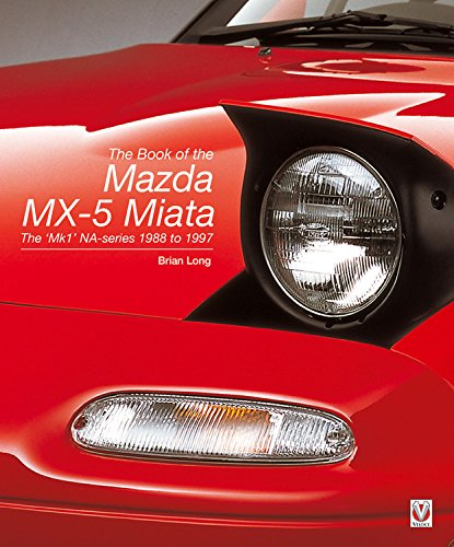 The book of the Mazda MX-5 Miata por Brian Long
