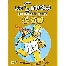 Les Simpson - En route vers l'or