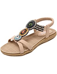 Color : Black, Size : 6 US//36 EU//3.5 UK Oudan Summer Womens flip Flops High Heel Fine with Pointed Asakuchi Frosted