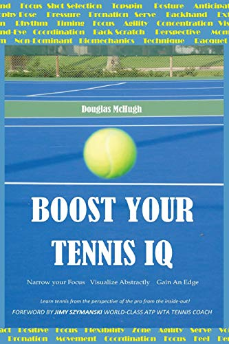 Boost your Tennis IQ: Narrow Your Focus, Visualize Abstractly, Gain an Edge -