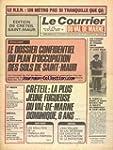 COURRIER DU VAL DE MARNE (LE) [No 200...