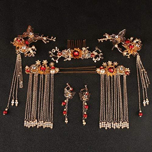 Kostüm Tiara - Lnyy Braut, Tiara, altes Kostüm, Haarschmuck, Step Rock, Accessoires