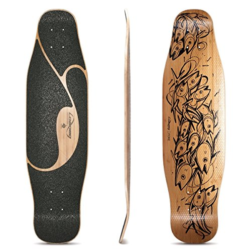 Loaded Boards Poke Longboard Skateboard Deck