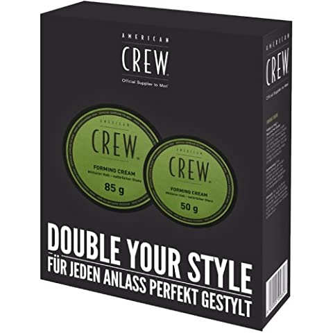 American Crew Double Your Style forming Cream Double Your Style forming Cream–85G + 50g