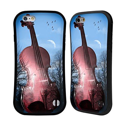 Offizielle Mark Ashkenazi Violin Musik Hybrid Hülle für Apple iPhone 6 / 6s